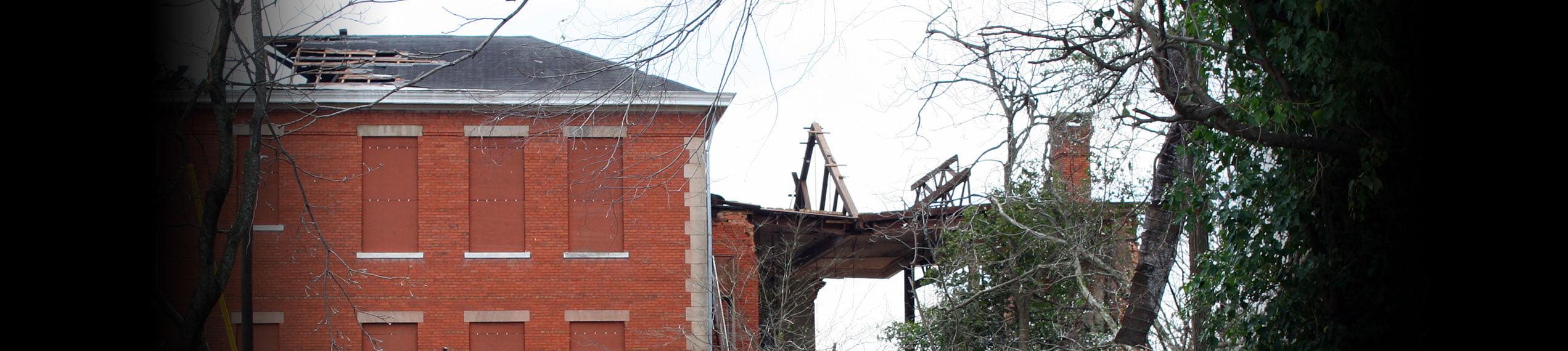 Wind & Storm Damage Repairs in Paul Davis Restoration of Northern Vermont